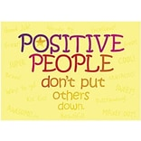 Trend ARGUS Poster; Positive people do…