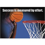 ARGUS Poster; Success is measured by effort.