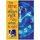 ARGUS Poster; The time is always right…