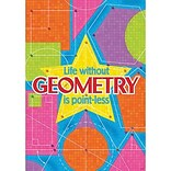 Life Without Geometry is Point-Less Poster