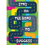 ARGUS Poster; Stay on the road to success!