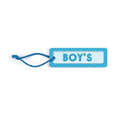 Teacher Created Resources Hall Passes, Polka Dots, Boys