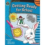Ready-Set-Learn; Getting Ready For School