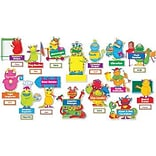 Monsters at Work Bulletin Board Sets