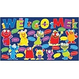 Monsters Welcome Bulletin Board Sets