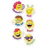 Creative Teaching Press Stickers, Smiley Faces