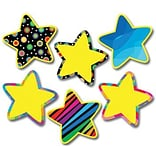 Creative Teaching Press Poppin Patterns® 10 Jumbo Designer Cut-Outs, Stars