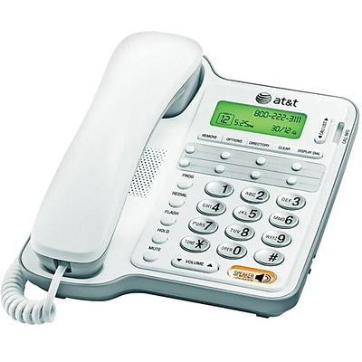 VTech® AT&T CL2909 Speaker Phone With Caller ID