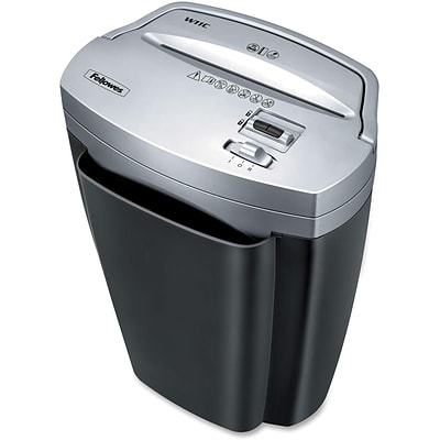 Fellowes® Powershred® W11C Cross-Cut Shredder
