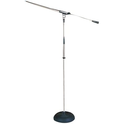 Pyle® PMKS9 Heavy Duty Compact Base Boom Microphone Stand