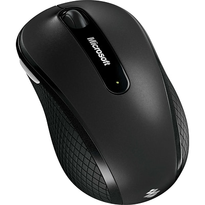 Microsoft® 4000 Wireless Mobile Mouse For Business | Quill.com