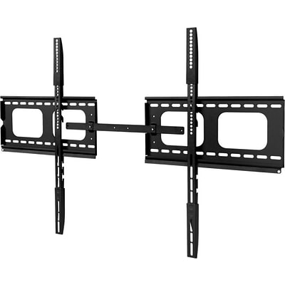 Siig® CE-MT0V12-S1 Universal XL TV Mount For 60 - 102 LCD/LED/PLasma XL TV Up to 330 lbs.