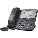 Cisco® SPA512G 1-Line IP Phone With 2-Port Gigabit Ethernet Switch
