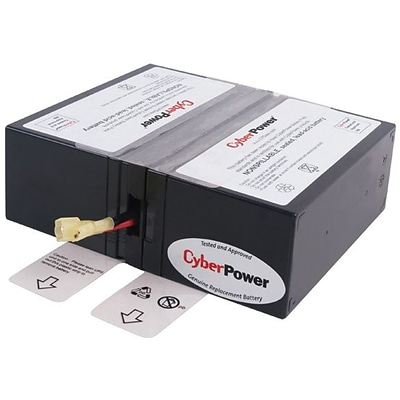 Cyberpower® RB1270X2 7000 mAh UPS Battery