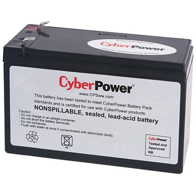 Cyberpower® RB1280 8000 mAh UPS Battery