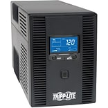Tripp Lite SmartPro® SMART1300 LCD Tower Line Interactive 1.3 kVA UPS With LCD Display
