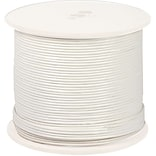 Night Owl® CAB-RG59W-500VP White In-Wall Fire Rated Cable; 500(L)