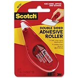 Scotch® Adhesive Roller; Dots, Red