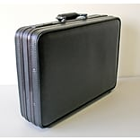 Platt Luggage 06373 Deluxe Soft Molded Attache Case
