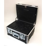 Platt Luggage 777TH-SGSH Guardsman ATA Tool Case With Wheels And Telescoping Handle