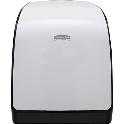 Kimberly-Clark Professional® MOD® Electronic Hardwound Paper Towel Dispenser, White (34349)