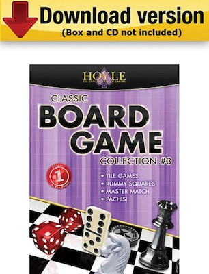 Encore Hoyle Classic Board Game Collection 3