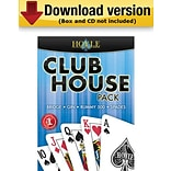 Encore Hoyle Club House Pack for Windows (1-User) [Download]