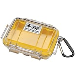 Pelican™ 1010 Micro Case For Kodak Easyshare C1540 Camera; Clear/Yellow