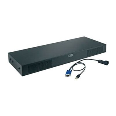IBM® 1754A1X HDMI KVM Switch; 8 Ports