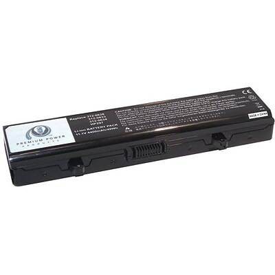 Ereplacement 312-0633-ER 4400 mAh Li-ion Battery For Inspiron Notebook