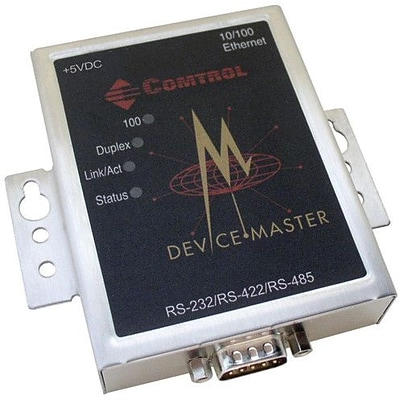 Comtrol® DeviceMaster 99435-0 RTS 1 Port DB9 Device Server