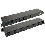 Cyberpower® CPS1220RM Rack Mountable 1.8 kVA Power Distribution Unit