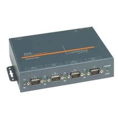 Lantronix® EDS Series Device Server With PoE; 4 Ports