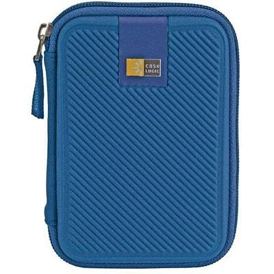 Case Logic® EHDC-101DARKBLUE Portable Hard Drive | Quill.com