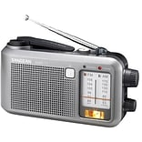 Sangean MMR-77 Emergency Radio Tuner; Dark Gray