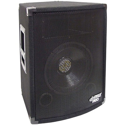 Pyle PADH1079 Two-Way RMS Speaker Cabinet; 500 W