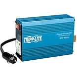 Tripp Lite PowerVerter® 375 W Ultra-Compact Inverter; 12 VDC Input; 230 VAC Output; 1 Outlet