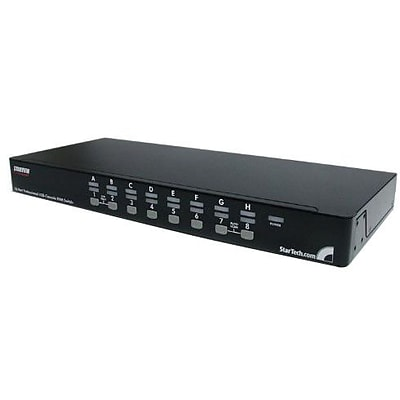 Startech SV1631D USB/PS2 KVM Switch; 16 Ports