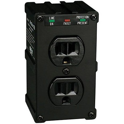 Tripp Lite Isobar® Series 2-Outlet Surge Suppressor