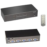 RF-Link™ Araneus VSB Audio/Video Swtich Box; 4 Ports