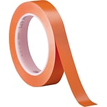 3M™ 3/4 x 36 yds. Solid Vinyl Safety Tape 471, Orange,  3/Pack