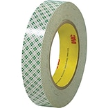 3M™ 3/4 x 36 yds. Double Sided Masking Tape 410M, Natural, 3 Rolls