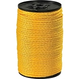 BOX Partners  2100 lbs. Hollow Braid Polypropylene Rope, 1000