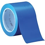 3M™ 3 x 36 yds. Solid Vinyl Safety Tape 471, Blue,  3/Pack