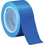 3M™ 2 x 36 yds. Solid Vinyl Safety Tape 471, Blue,  3/Pack