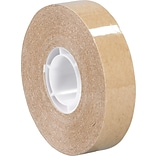 3M™ 987 Adhesive Transfer Tape, 1/2 x 60 yds., Clear, 6/Case
