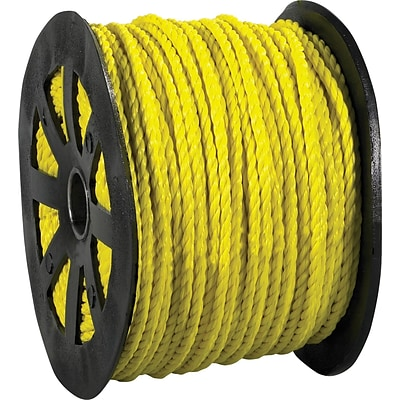 BOX Partners  3800 lbs. Twisted Polypropylene Rope, 600
