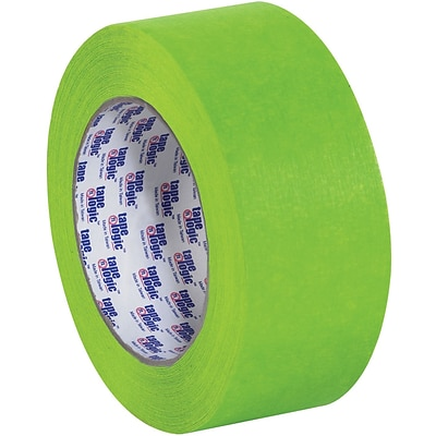 Tape Logic™ 2 x 60 yds. Painters Tape, Green, 24/Case