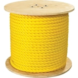 BOX Partners  12800 lbs. Twisted Polypropylene Rope, 600
