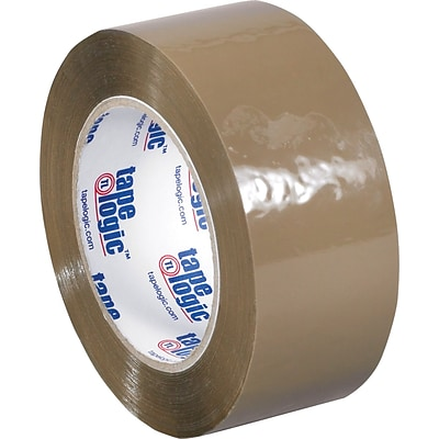 Tape Logic™ 2 x 55 yds. Heavy Duty Carton Sealing Acrylic Tape, 36/Case